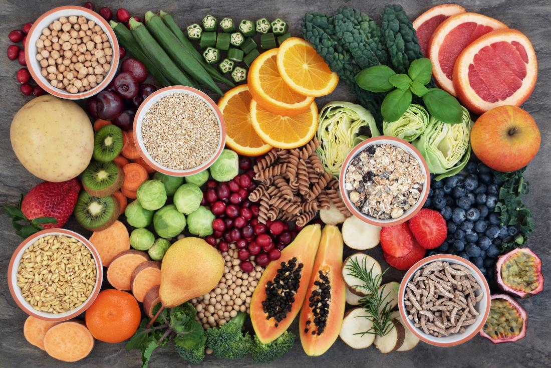 Importance of fibre in our diets